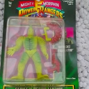 Power Rangers Snapping Chest Invenusuable Fly Trap